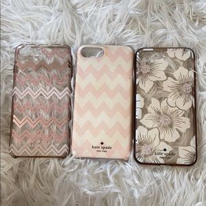 Kate spare iPhone cases
